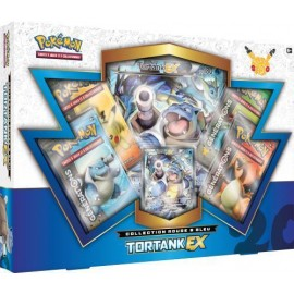 PROMO Coffret POKEMON BOOSTER FRANCAIS TORTANK EX BLEU GENERATION