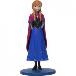 disney LA REINE DES NEIGES Anna Figurines a collectionner