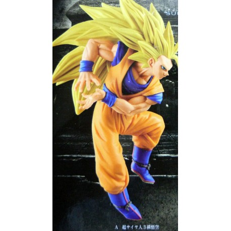 Banpresto Dragon Ball Z SUPER SAIYAN 3