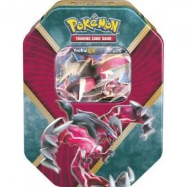 Pokébox Pokémon Pokébox De Noël 2016 Yveltal Ex Shiny booster francais
