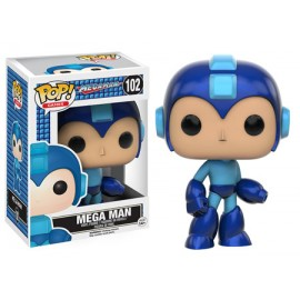 MEGAMAN POP! Vinyl figurine MEGAMAN Version 9 cm