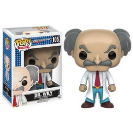 MEGAMAN DR.WILY POP! Vinyl figurine DR.WILY Version 9 cm