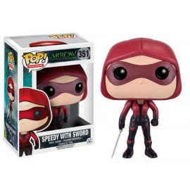 Arrow Figurine POP! Television Vinyl Speedy with Sword 9 cm