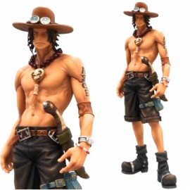 BANPRESTO THE PORTGAS D ACE ONE PIECE SUPREME MASTER STARS PIECE