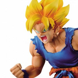 Banpresto Dragon Ball Z DRAMATIC DBZ GOKU SUPR SAIYAN