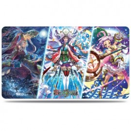 TAPIS DE JEUX Play Mat LAPIN Force of Will 2016 Limited Obon Festival Edition