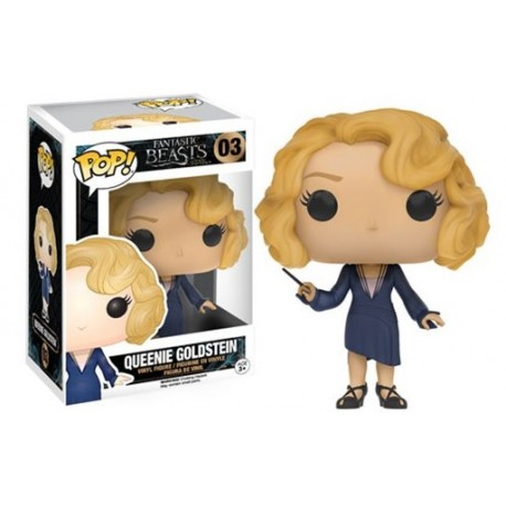 HARRY POTTER POP Vinyl Fantastic Beasts Jacob KOWALSKI