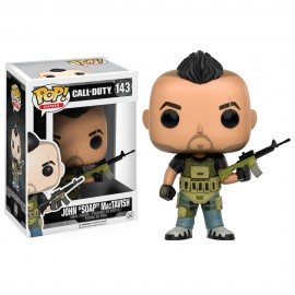 CALL OF DUTY POP Vinyl JOHN SOAP MACTAVISH