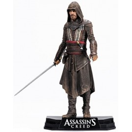 ASSASSIN'S CREED - Figurine Ezio Saut de la Foi 39 cm