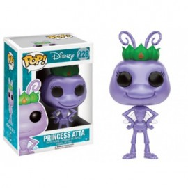 Figurine POP Disney A Bug s Life Princess Atta Vinyl Figure 10cm