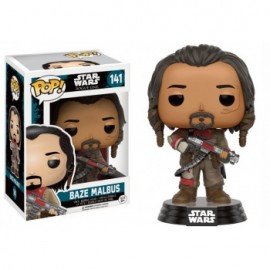 Figurine POP! Disney Star Wars Rogue One - Baze Malbus Vinyl Figure 10 cm