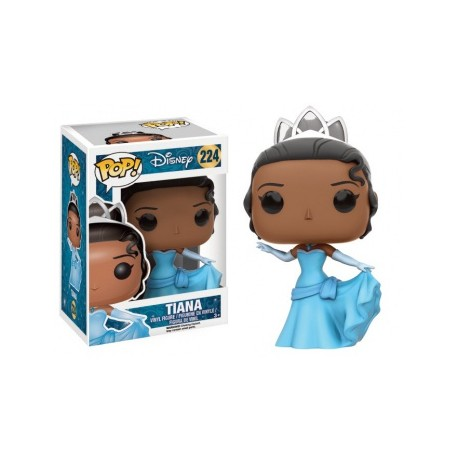 Figurine POP! Disney Cinderella - CENDRILLON in Gown Vinyl Figure 10cm Exclusive