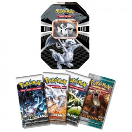 FRANCAIS Pokemon Pokebox RESHIRAM BOOSTER NOIR ET BLANC