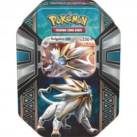 FRANCAIS Pokémon Pokébox SOLEIL ET LUNE SOLGALEO GX