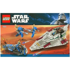 star wars LEGO 4501 notice / mode emploi