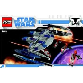 star wars LEGO 8016 notice / mode emploi