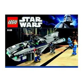 star wars LEGO 8128 notice / mode emploi