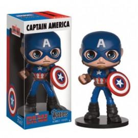 funko Figurine Wacky Wobbler - Marvel Captain America FIGURE 15cm
