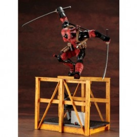 KOTOBUKIYA Marvel - Super Deadpool ARTFX Statue 1/6 Scale 43cm