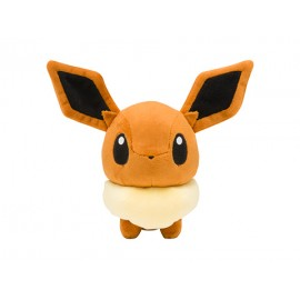 OFFICIEL POKEMON CENTER PELUCHE PLUSH dolls evolution evoli EVOLI