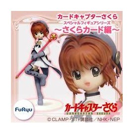 Cardcaptor Sakura FIGURINE FIGURE SERIES SAKURACARD EDITION