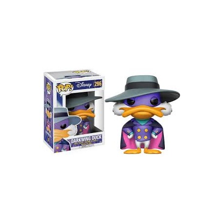 Darkwing Duck NEUVE #296 Disney Figurine FUNKO POP