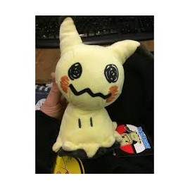 OFFICIEL POKEMON CENTER PELUCHE PLUSH MIMIQUI 27 CM