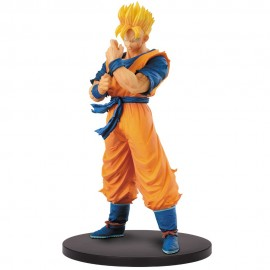 BANPRESTO DRAGON BALL Z - Figurine Resol of Sold Vol 6 - S.S.Son Gohan - 18cm