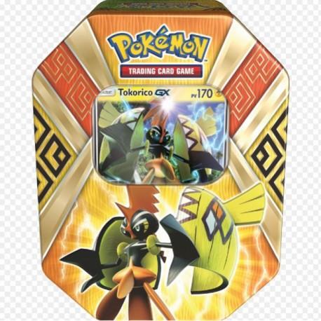 FRANCAIS Pokemon Pokebox SOLEIL ET LUNE LUNALA GX