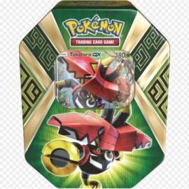 FRANCAIS Pokemon Pokebox SOLEIL ET LUNE Noël 2017 Tokotoro Gx