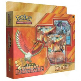 pokemon booster Coffret Pokemon Deck Combat Legendaire Ho Oh neuf sceller officiel