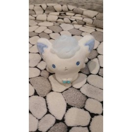 OFFICIEL POKEMON CENTER PELUCHE PLUSH DESSERT PLATE GOUPIX NEIGE