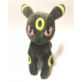 OFFICIEL POKEMON CENTER PELUCHE PLUSH POKEMON CENTER evoli I LOVE EIEVUI UMBREON GRANDE TAILLE